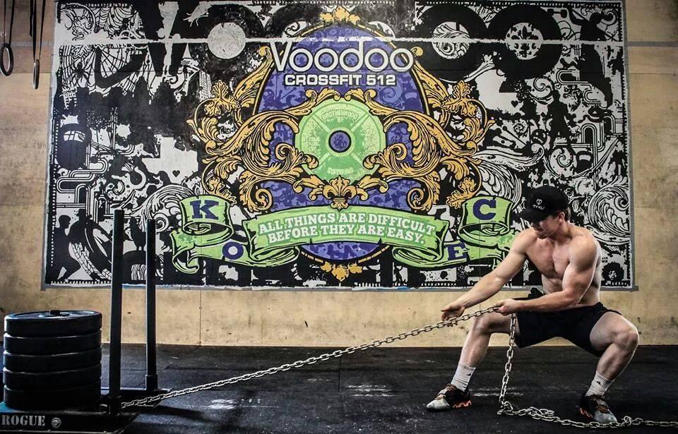 Voodoo CrossFit 512