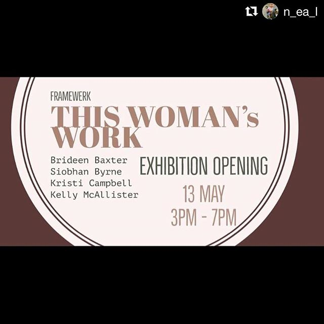 If you fancy some drinks & tunes & photos, head down to @framewerkbelfast from 3pm today 😃😃 #Repost @n_ea_l with @get_repost ・・・ @kristinickel has curated a show featuring photography from 4 awesome women.  Grand opening tomorrow at @framewerkbelfast from 3pm. Don't miss it.  I'll be spinning some soulful summertime vibes from 4ish. Fingers crossed for sunshine.
