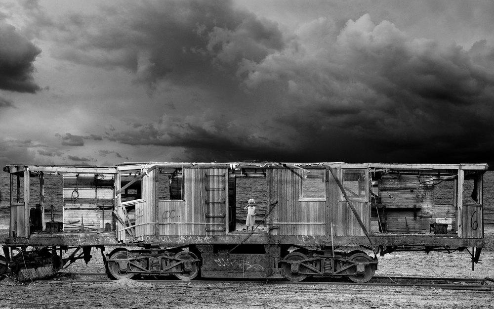 Beach Train  2009