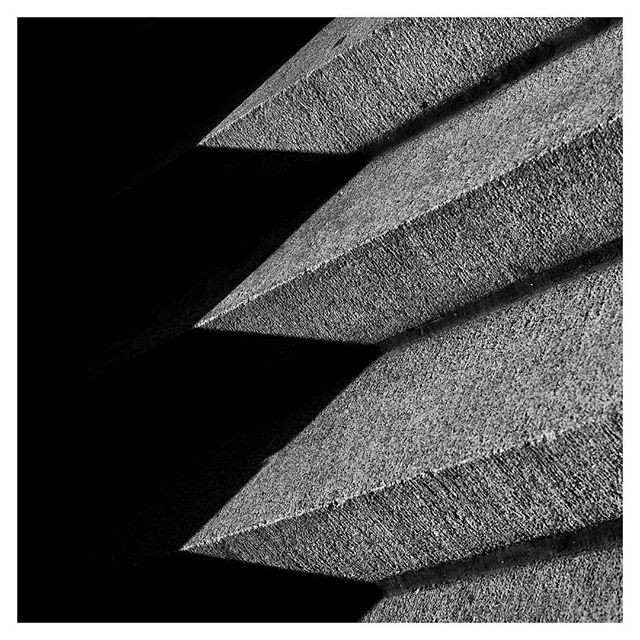Steps in Sun #blackandwhite
