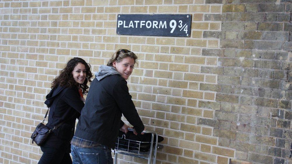 London & Paris - March 14-26, 2012
