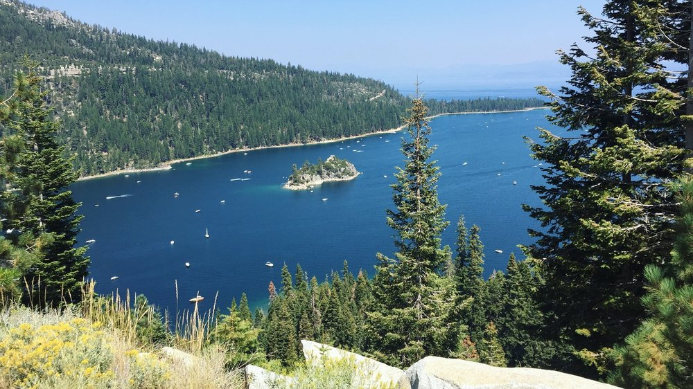 Carson City & Lake Tahoe - August 24-29, 2016