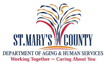 St. Mary's Department of Aging Logo