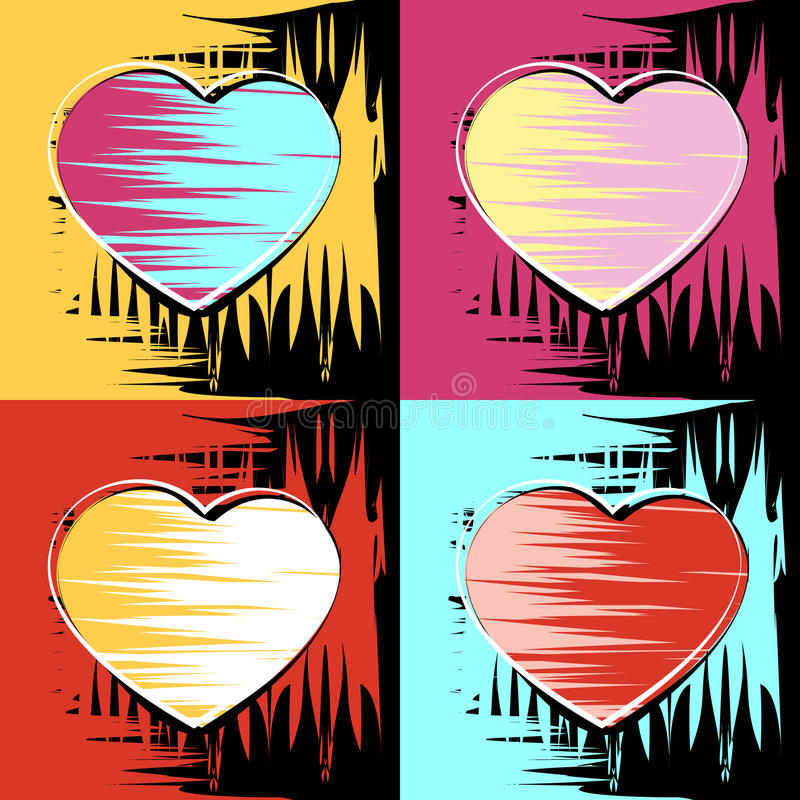 painting-style-andy-warhol-four-squares-sketch-heart-42432029.jpg
