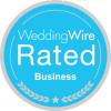 Marie Elizabeth Photography is a Wedding Wire Rated Business