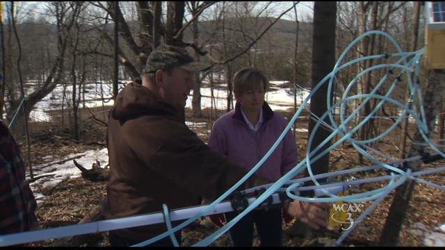 WCAX visited this week to do a story on Tap Track, click the image to view the video on the WCAX website.