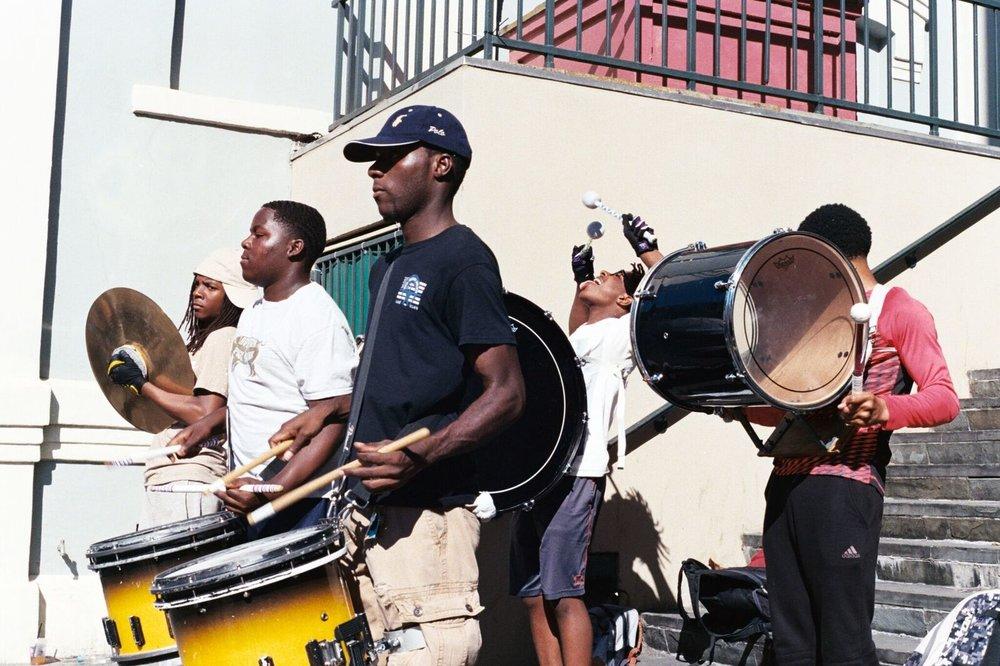 Woolridge, Drummers, 35 MM