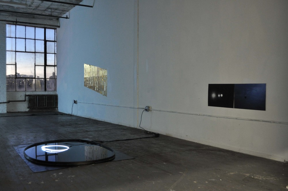 installation view, CuatroH, New York, 2014