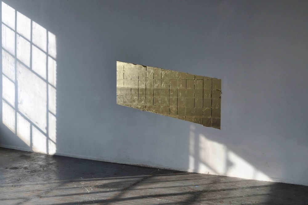August , 2014 copper-zinc leaf dimensions variable