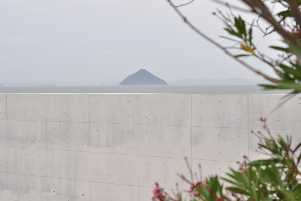 Mountain , c-print, Naoshima, 2014