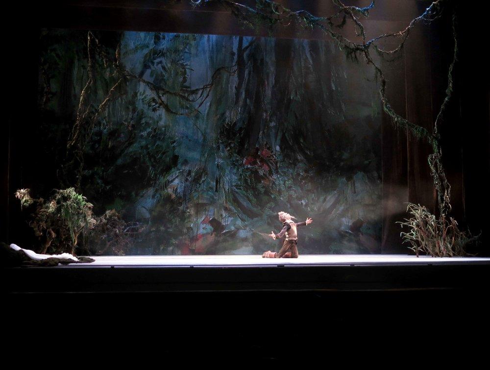 Marais ,  Don Quichotte , rehearsal,2017