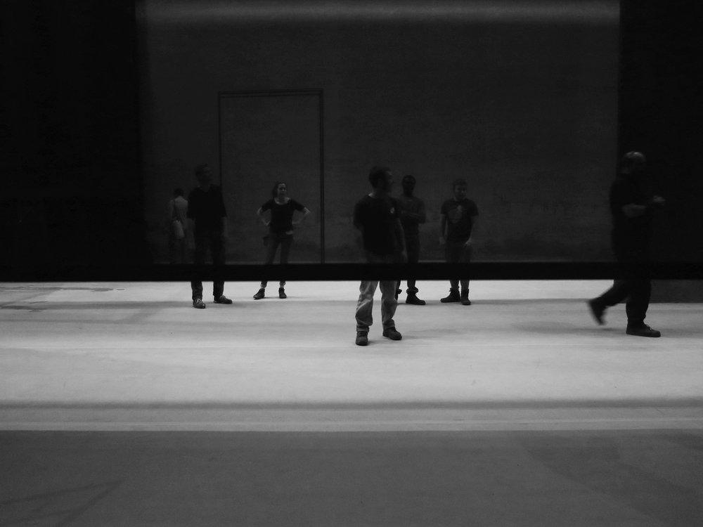 Machinistes , Théâtre du Capitole, Toulouse, 2017
