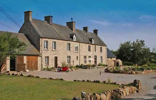 Garry and Nicola Fortt's La Mare Bed and Breakfast in Normandy