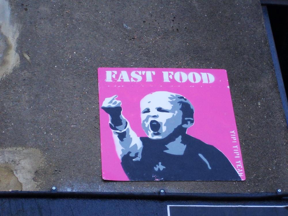 YIPI YIPI YEAH Fast Food in London Shoreditch
