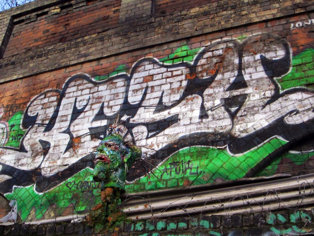 JONESY in London Shoreditch