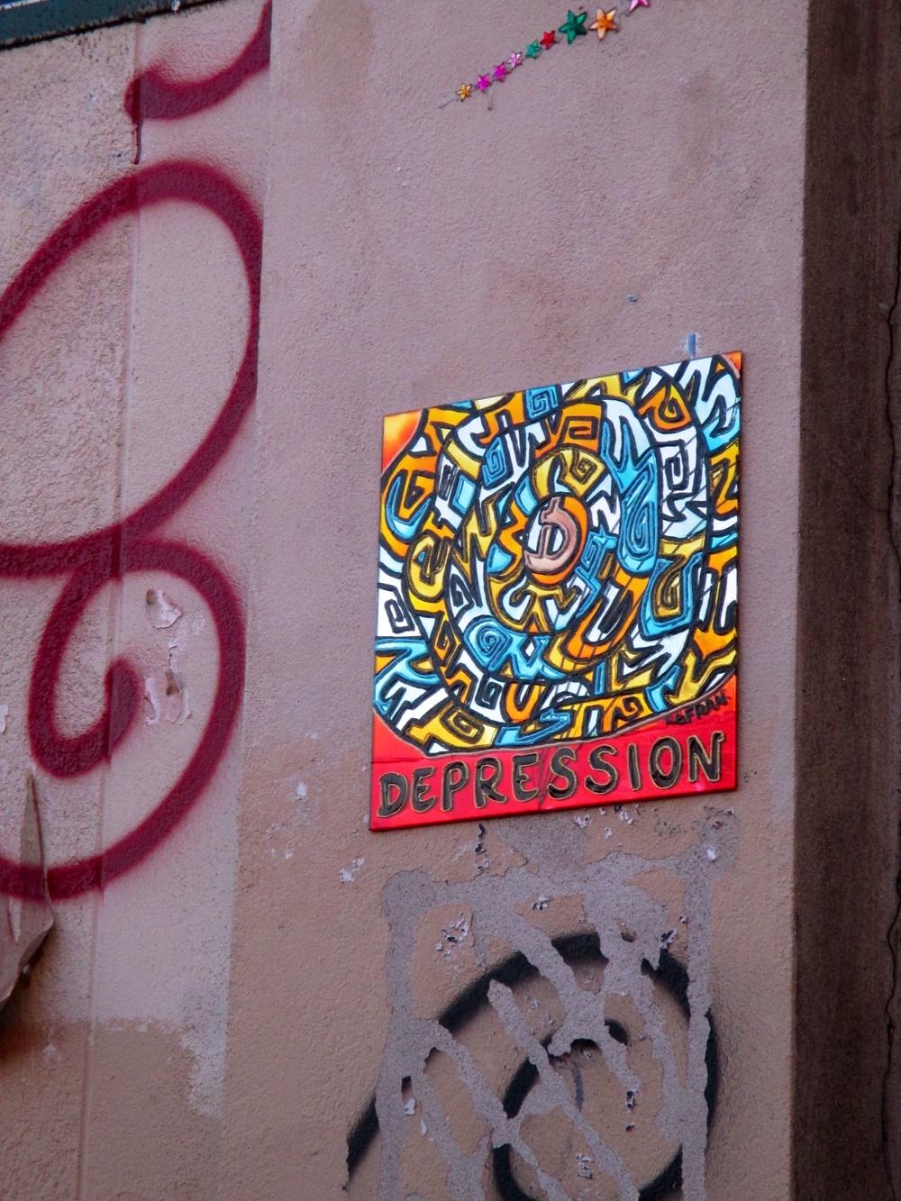 Street Art Montmartre Paris