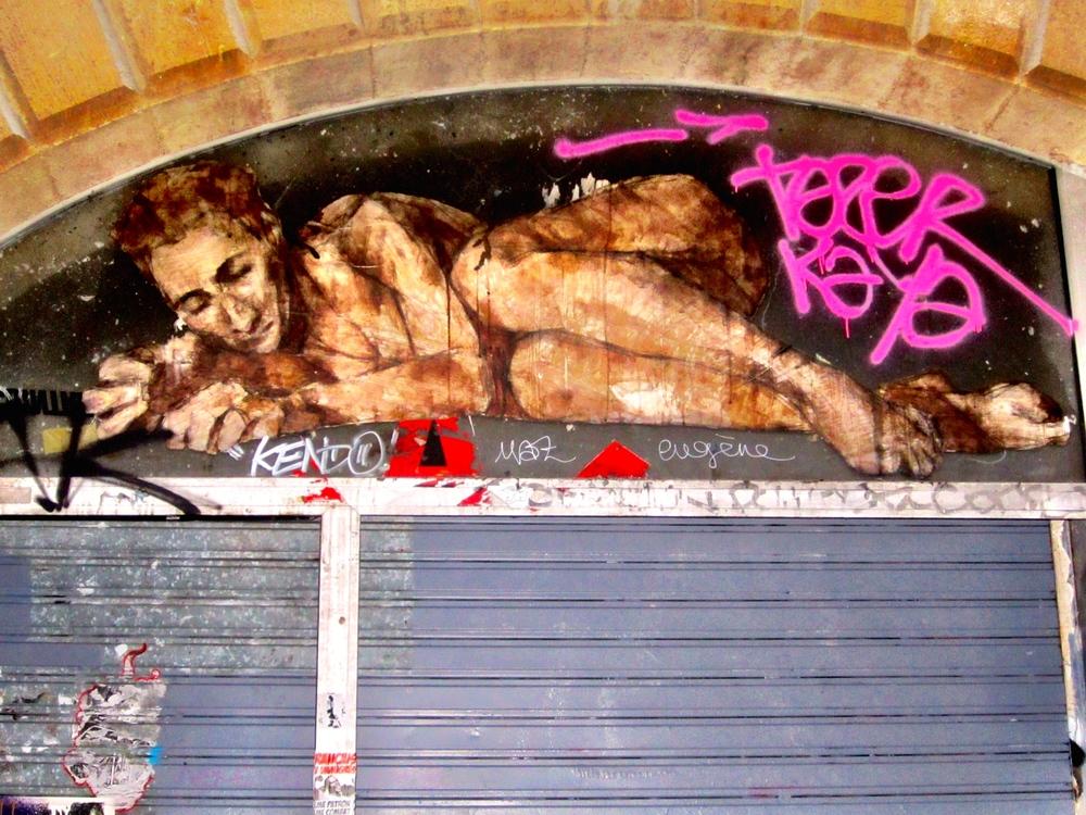 Street Art Bordeaux