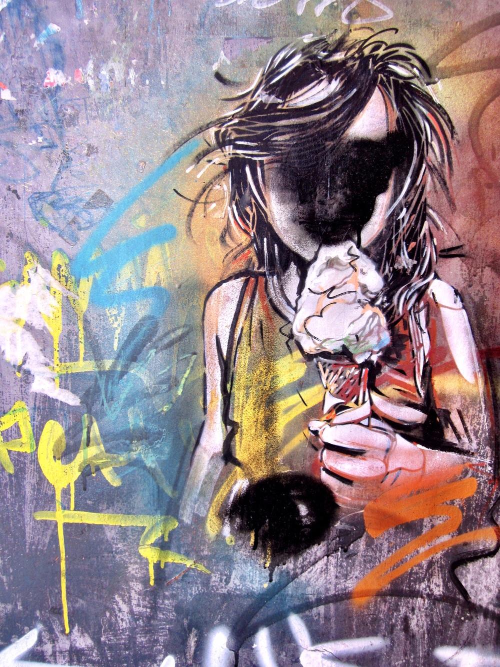 C215 Madrid Street Art