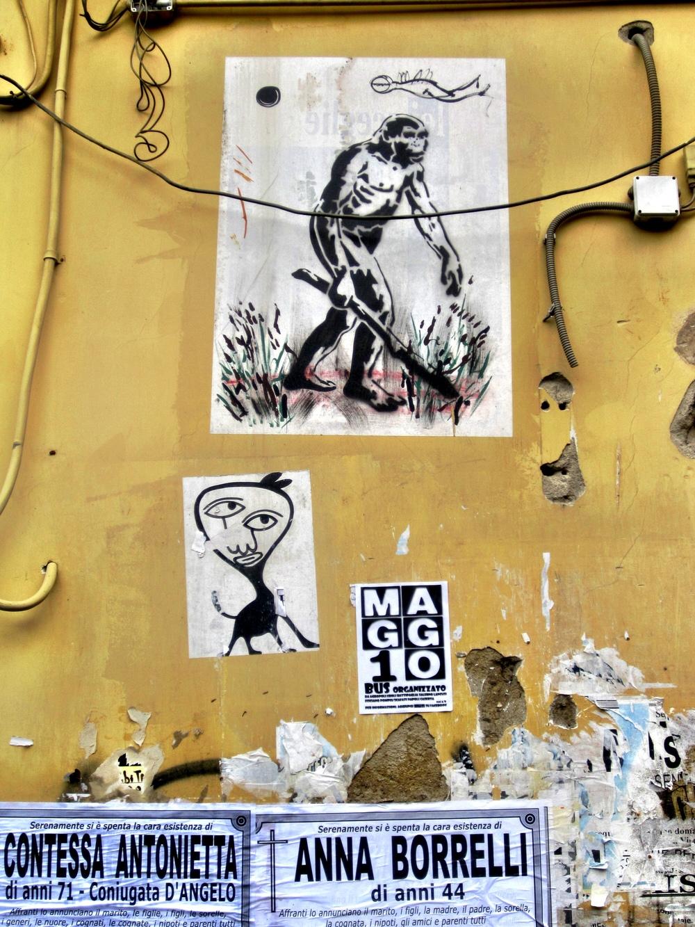 Misc Pieces Naples Street Art