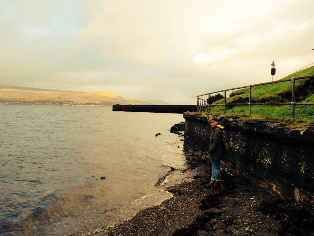 Loch Linnhe, Ft William, Scotland