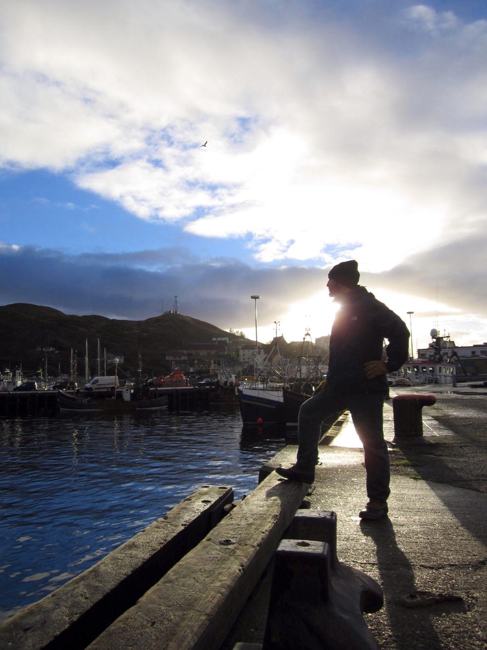 Port Mallaig, Scotland