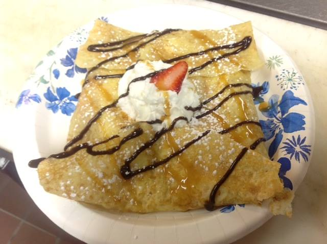My Huong KItchen's Crepe