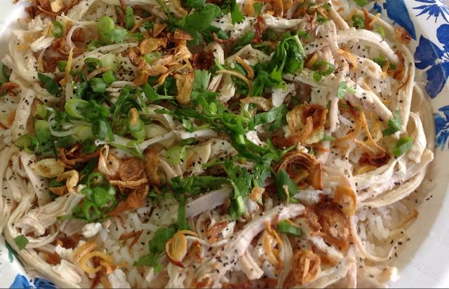 My Huong Kitchen's Hai-nam Chicken