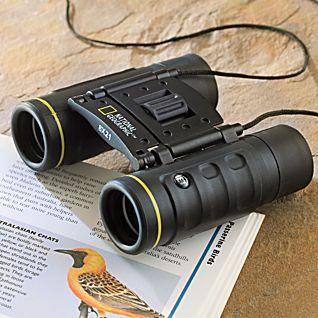 National Geographic 8x21 Mini-Binoculars