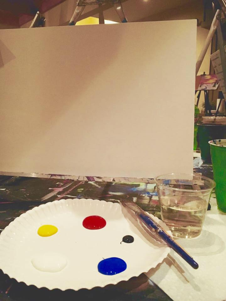 BYOB Painting Party - Painted Clover