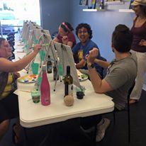 BYOB Painting Parties Kansas City - Painted Clover