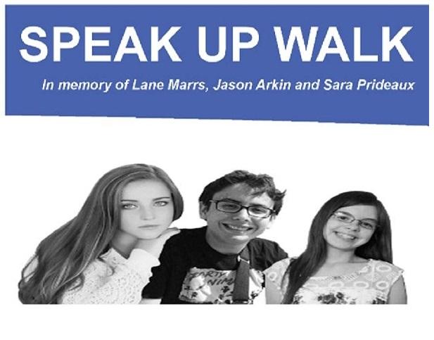 Speak Up fundraiser