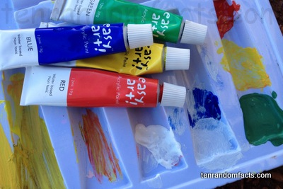 Acrylic Paint - Fun Facts to ponder during your next Painted Clover Paint and Sip Event