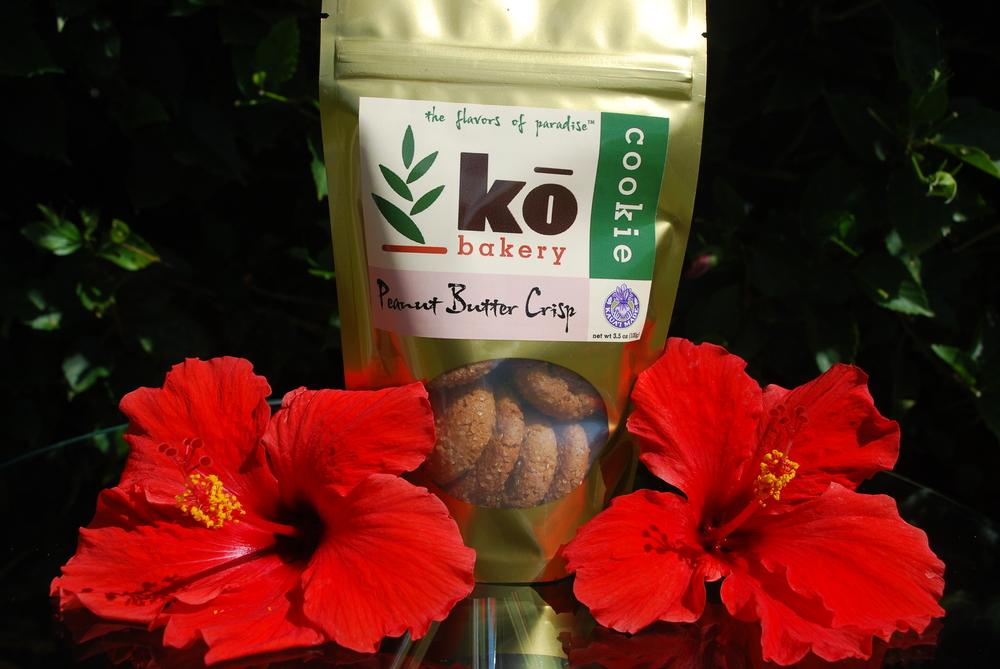 Peanut Butter Crisps Ko Bakery Coffee