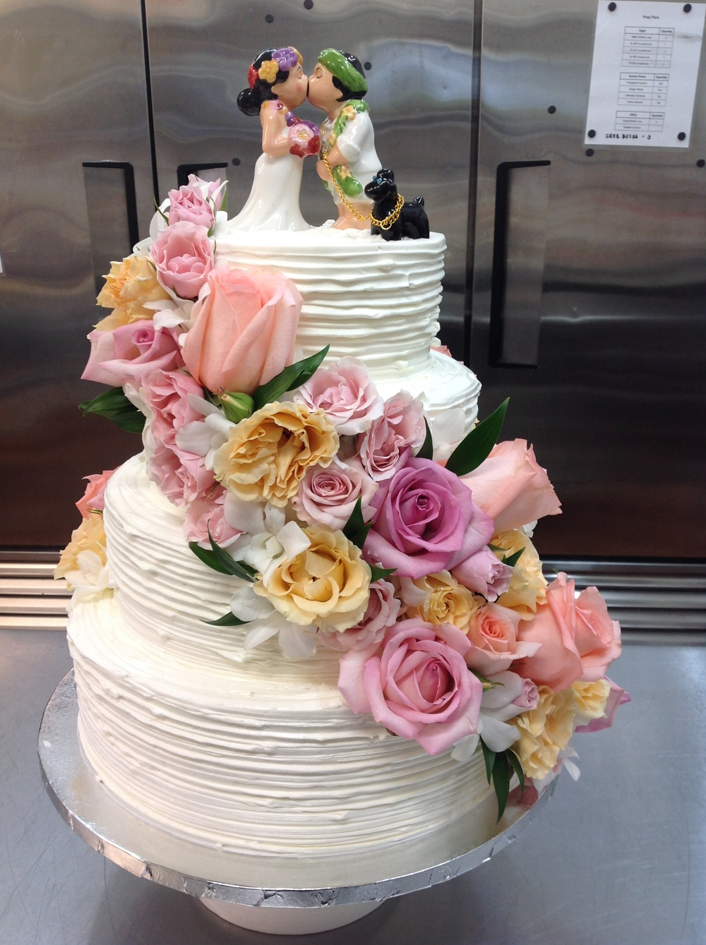 wedding cakes kauai hawaii wedding cake gallery ko bakery 24840