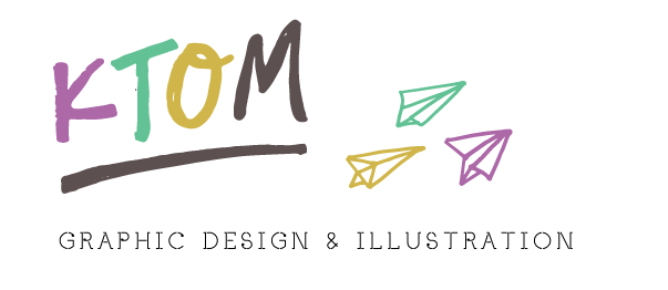 Seattle Graphic Design & Illustration | KTOM
