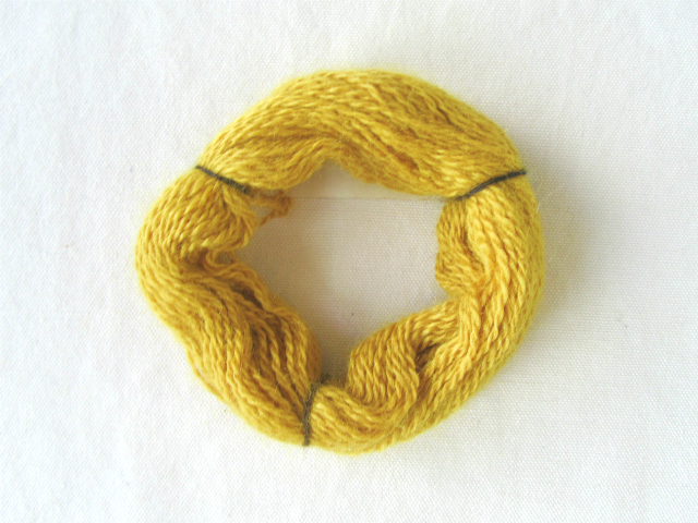 coreopsis dyed alpaca