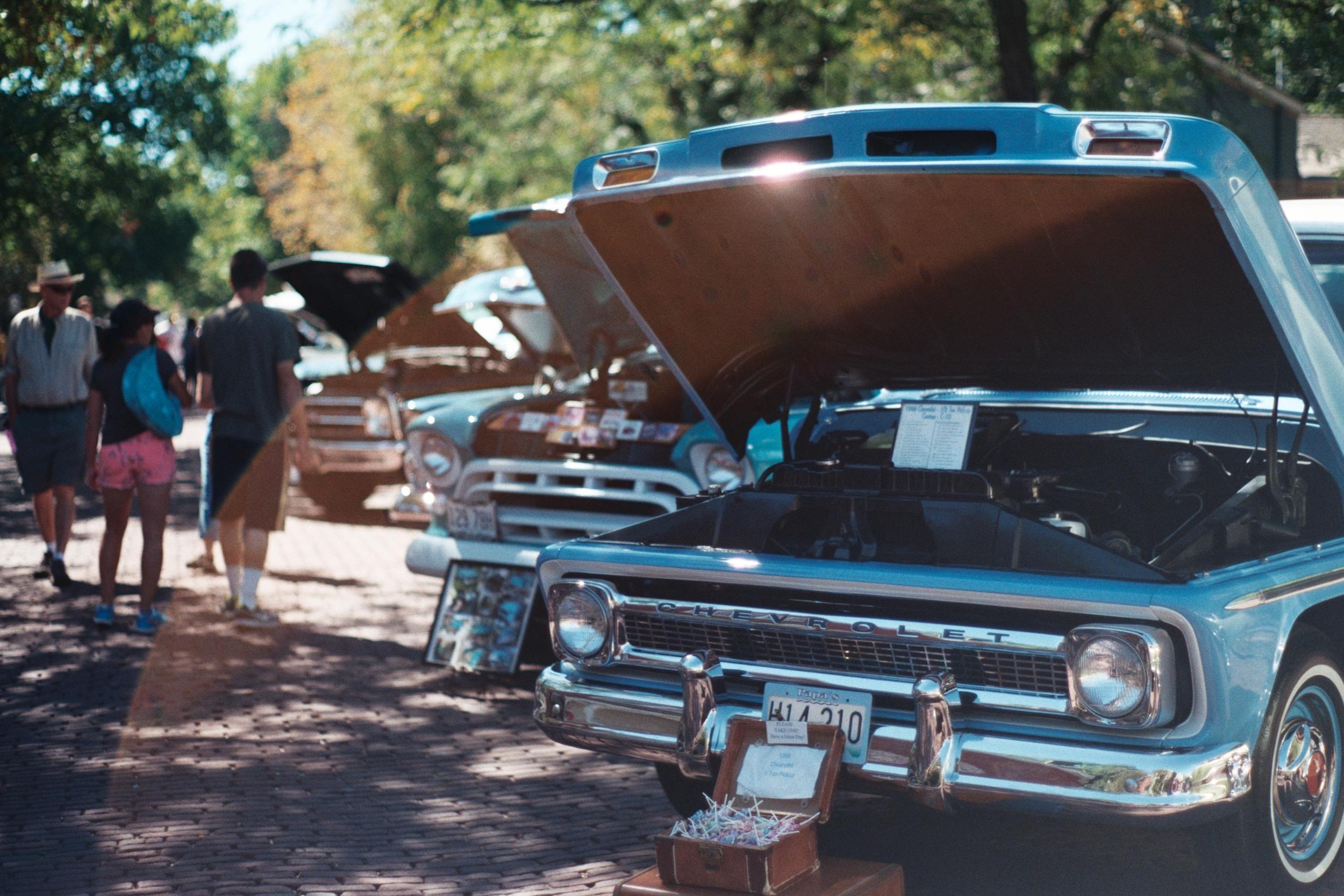 St. Charles Car Show