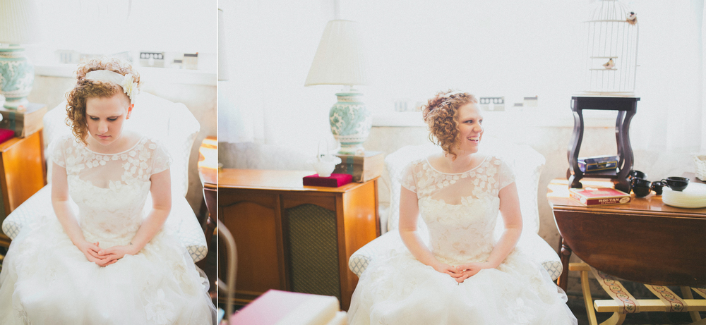 Wedding Photography || Vintage || Hipster Wedding || Kansas City || www.erynnchristinephotography.com