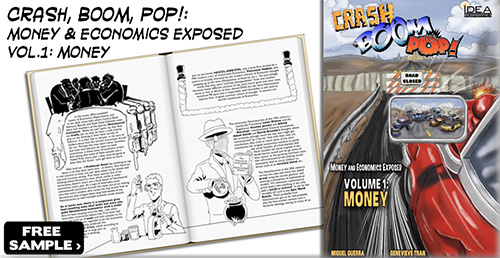 Click here for the sample. Final pages will be in full color.