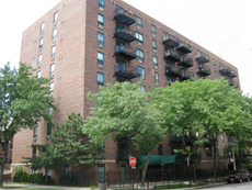 3900 N. Pine Grove: 101-unit condo conversion in Lakeview, Chicago.