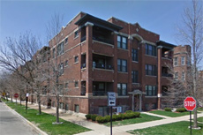 4200 N. Wolcott: 20-unit condo conversion in Lakeview, Chicago. Vintage building close to Metra.