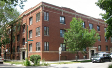 1900 W. Byron: 18-unit multi-family investment sale in Lakeview, Chicago.