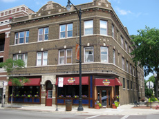 5101 N. Clark: 10-unit mixed-use development in Andersonville, Chicago. Prime location retail district.