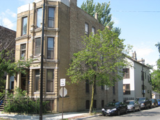 2682 N. Orchard: 5-unit multi-family investment sale in Lincoln Park, Chicago. Walking distance to major retail.