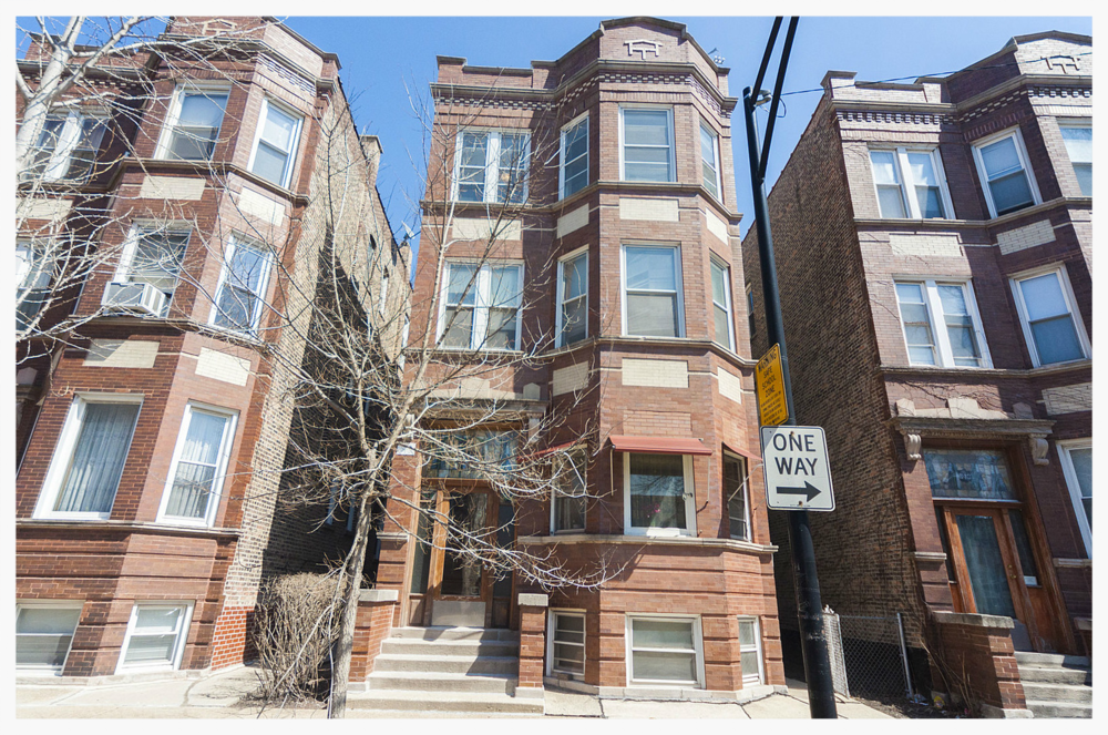 845 N. Leavitt, Chicago, IL (6 units)