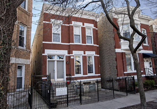 853 N. Winchester, Chicago, IL (4 units)