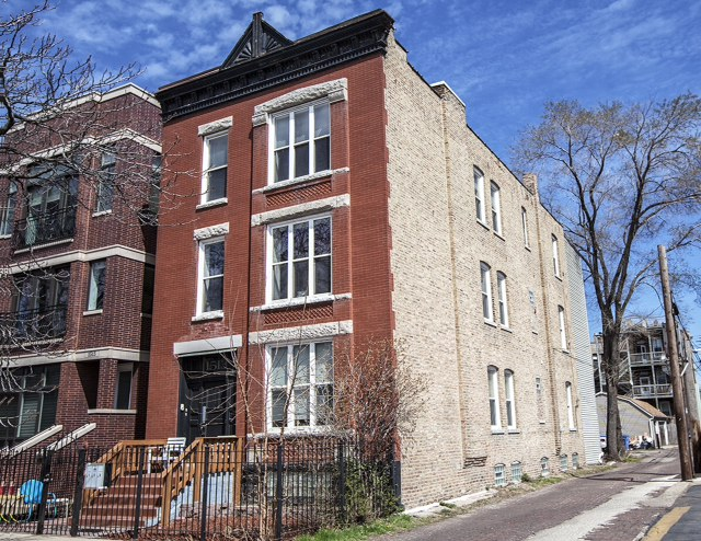 1513 N. Claremont, Chicago IL (3 units)