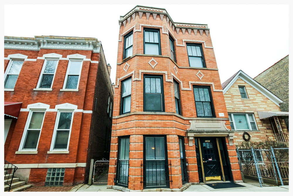 2341 W. Charleston, Chicago, IL (5 units)