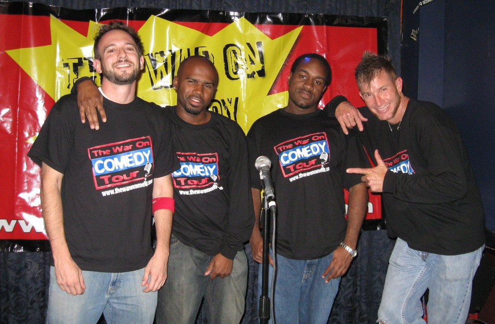 The War on Comedy Chicago with my first comedy crew