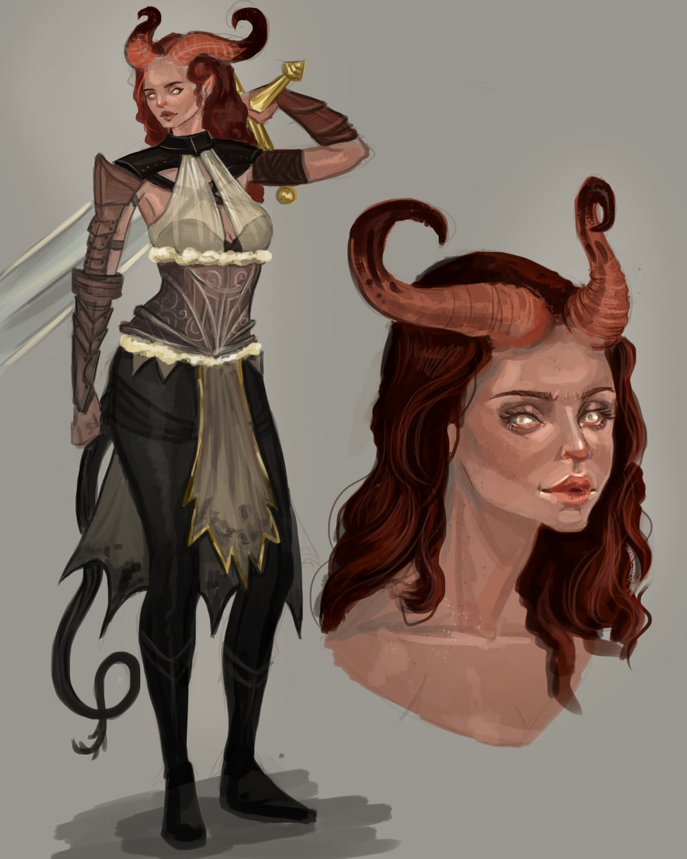 Trick the Tiefling